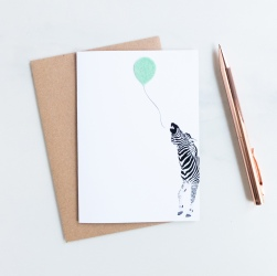 noths-party-zebra-animal-card-mint